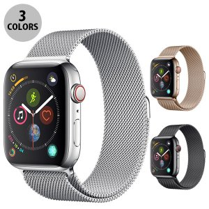 Apple Watch バンド Devia Apple Watch 42mm / 44mm Elegant Series Milanese Loop デビア ネコポス送料無料 ec-kitcut