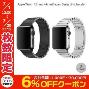 Apple Watch バンド Devia Apple Watch 42mm / 44mm Elegant Series Link Bracelet  デビア ネコポス送料無料|ec-kitcut