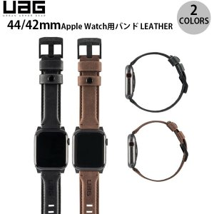 Apple Watch バンド UAG Apple Watch 42mm / 44mm LEATHE...