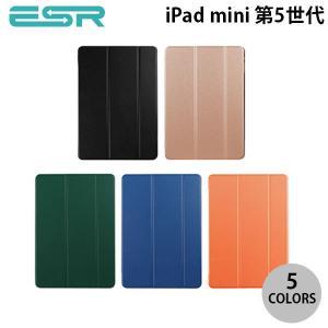 iPad mini5 ケース ESR iPad mini 第5世代 ウルトラスリム Smart Folio ソフトケース  ネコポス可|ec-kitcut