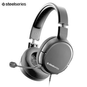 SteelSeries スティールシリーズ Arctis 1 有線 ゲーミング ヘッドセット ブラック 61427 ネコポス不可|ec-kitcut