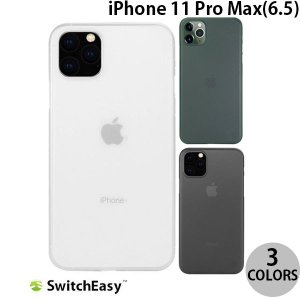 iPhone 11 Pro Max ケース SwitchEasy iPhone 11 Pro Max 0.35 極薄 クリアケース  スイッチイージー ネコポス可|ec-kitcut