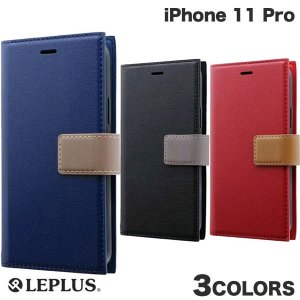 iPhone 11 Pro ケース LEPLUS iPhone 11 Pro 薄型PUレザーフラップケース PRIME HOOK  ルプラス ネコポス送料無料|ec-kitcut