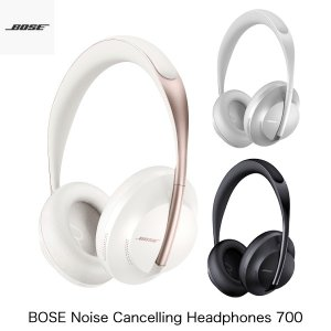 ワイヤレス ヘッドホン BOSE Noise Cancelling Headphones 700 B...