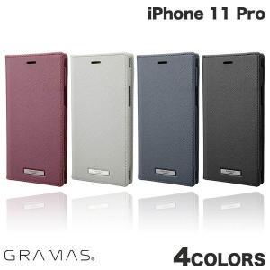 iPhone 11 Pro ケース GRAMAS iPhone 11 Pro EURO Passione PU Leather Book Case  グラマス ネコポス送料無料 ec-kitcut