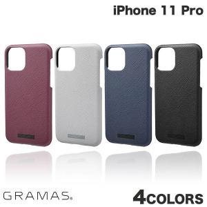 iPhone 11 Pro ケース GRAMAS iPhone 11 Pro EURO Passione PU Leather Shell Case  グラマス ネコポス送料無料 ec-kitcut