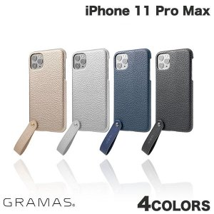 iPhone 11 Pro Max ケース GRAMAS iPhone 11 Pro Max TAIL PU Leather Shell Case  グラマス ネコポス不可 ec-kitcut