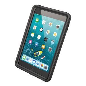 防水 iPad mini5 ケース Catalyst カタリスト iPad mini 第5世代 完全防水ケース ブラック CT-WPIPDM19-BK ネコポス不可|ec-kitcut
