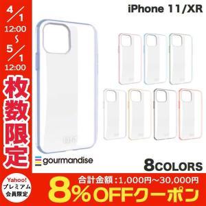iPhone 11 / XR ケース gourmandise iPhone 11 / XR ケース IIIIFIT CLEAR  グルマンディーズ ネコポス不可|ec-kitcut