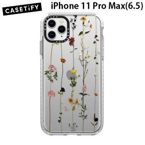 iPhone 11 Pro Max ケース Casetify ケースティファイ iPhone 11 Pro Max grip case Floral CTF-2913728-16000070 ネコポス送料無料|ec-kitcut