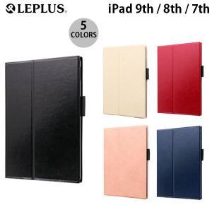 iPad 7th ケース LEPLUS iPad 7th 薄型PUレザーフラップケース PRIME  ルプラス ネコポス送料無料|ec-kitcut