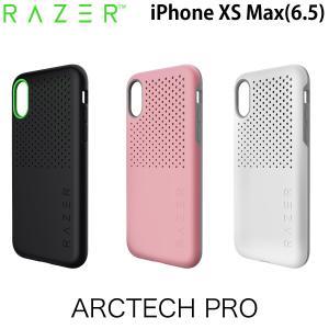 iPhoneXSMax ケース Razer iPhone XS Max Arctech Pro ゲーミング ハードケース レーザー ネコポス送料無料|ec-kitcut