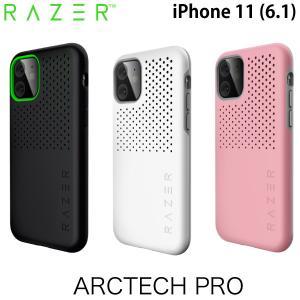 iPhone 11 ケース Razer iPhone 11 Arctech Pro ゲーミング ハードケース レーザー ネコポス送料無料|ec-kitcut
