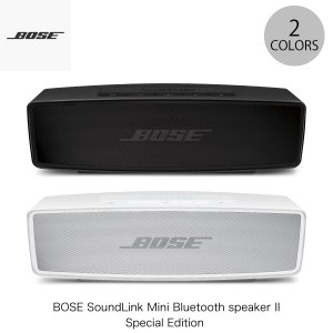 ワイヤレススピーカー BOSE SoundLink Mini Bluetooth speaker II Special Edition ボーズ ネコポス不可|ec-kitcut