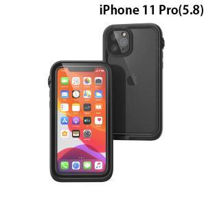iPhone 11 Pro ケース Catalyst カタリスト iPhone 11 Pro 完全防水ケース ブラック CT-WPIP19S-BK ネコポス不可|ec-kitcut