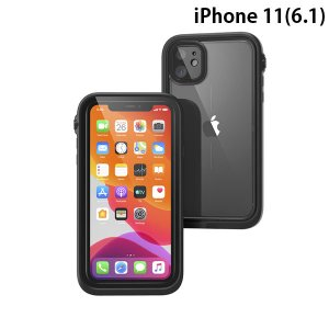 iPhone 11 ケース Catalyst カタリスト iPhone 11 完全防水ケース ブラック CT-WPIP19M-BK ネコポス不可|ec-kitcut
