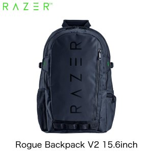 Razer レーザー Rogue Backpack V2 15.6inch 高耐久 防水 バックパック RC81-03120101-0500 ネコポス不可|ec-kitcut