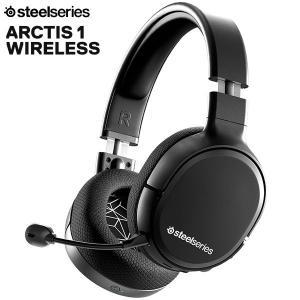 SteelSeries スティールシリーズ Arctis 1 Wireless 4-in-1 有線 ...