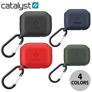 AirPods Pro ケース カバー Catalyst AirPods Pro 防水 IP67 シリコンケース  カタリスト ネコポス不可|ec-kitcut