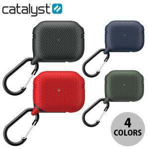 AirPods Pro ケース カバー Catalyst AirPods Pro 防水 IP67 プレミアム シリコンケース  カタリスト ネコポス不可|ec-kitcut