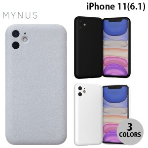 iPhone 11 ケース MYNUS iPhone 11 CASE ミニマルデザイン エラストマーケース マイナス ネコポス送料無料|ec-kitcut