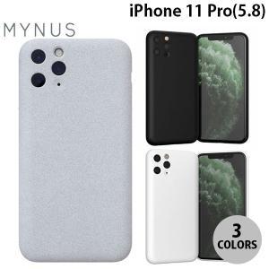 iPhone 11 Pro ケース MYNUS iPhone 11 Pro CASE ミニマルデザイン エラストマーケース  マイナス ネコポス送料無料|ec-kitcut
