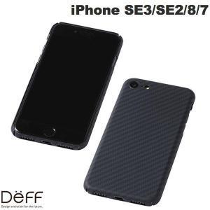 iPhone SE2 Deff ディーフ iPhone SE 第2世代 / 8 / 7 Ultra Slim & Light Case DURO Special Edition マットブラック DCS-IPD9KVSEMBK ネコポス送料無料|ec-kitcut