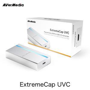 AVerMedia TECHNOLOGIES アバーメディアテクノロジーズ ExtremeCap UVC BU110 小型 軽量 キャプチャーデバイス BU110 ネコポス不可 ec-kitcut