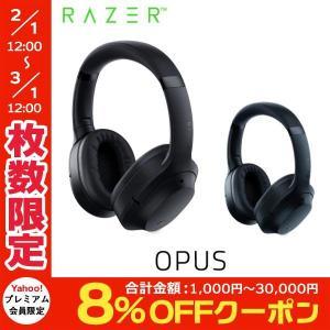 Razer Opus Bluetooth ワイヤレス アクティブノイズキャンセリング ヘッドホン レーザー ネコポス不可|ec-kitcut