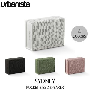 ワイヤレススピーカー Urbanista Sydney Bluetooth5.0 ワイヤレス IPX5 防水 スピーカー アーバニスタ ネコポス不可|ec-kitcut