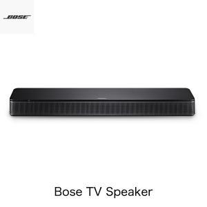 BOSE TV Speaker コンパクト サウンドバー Bluetooth 対応 ブラック ボーズ ネコポス不可|ec-kitcut