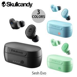 完全ワイヤレス イヤホン 独立 Skullcandy SESH EVO 完全ワイヤレス Bluetooth 5.0 イヤホン  スカルキャンディー ネコポス不可|ec-kitcut