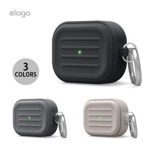AirPods Pro ケース カバー elago AirPods Pro ARMOR CASE  エラゴ ネコポス送料無料|ec-kitcut