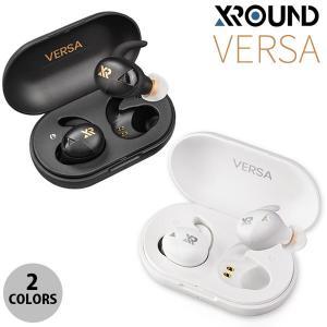 完全ワイヤレス イヤホン 独立 XROUND audio VERSA 完全ワイヤレスイヤホン Bluetooth 5.0   ネコポス不可|ec-kitcut