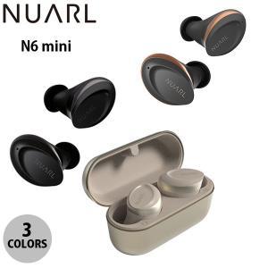 完全ワイヤレス イヤホン 独立 NUARL N6 mini Bluetooth 5.0 ワイヤレス カナル型 IPX7 防水 イヤホン  ヌアール ネコポス不可|ec-kitcut