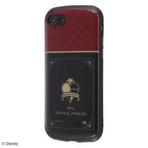 ingrem イングレム iPhone SE 第2世代 / 8 / 7 ツイステッドワンダーランド 耐衝撃ケース MiA ハーツラビュル寮 IN-DP24AC4/DGA1 ネコポス送料無料|ec-kitcut