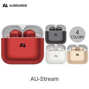 完全ワイヤレス イヤホン 独立 AUSOUNDS AU-Stream  完全ワイヤレスイヤホン Bluetooth 5.0 ワイヤレス充電対応 IPX5 防水 オーサウンズ ネコポス不可|ec-kitcut