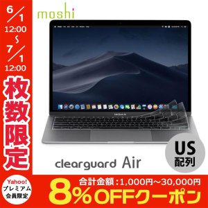 Mac キーボードカバー moshi エヴォ MacBook Air Retina 13インチ 20...