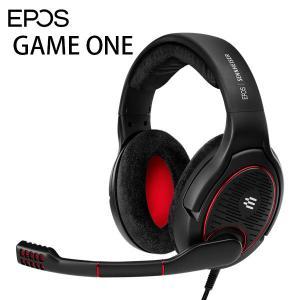 EPOS イーポス SENNHEISER GAME ONE 開放型ゲーミングヘッドセット BLACK 1000236 ネコポス不可|ec-kitcut