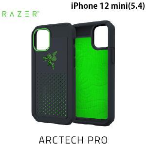 iPhone 12 mini ケース Razer レーザー iPhone 12 mini ARCTECH PRO ゲーミング ハードケース Black RC21-0145PB17-R3M1 ネコポス送料無料|ec-kitcut