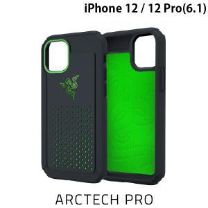 iPhone 12 / 12 Pro ケース Razer レーザー iPhone 12 / 12 Pro ARCTECH PRO ゲーミング ハードケース Black RC21-0145PB18-R3M1 ネコポス送料無料|ec-kitcut