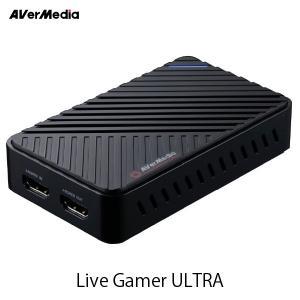 AVerMedia TECHNOLOGIES アバーメディアテクノロジーズ LIVE GAMER ULTRA GC553 HDMI USB3.0 ゲームキャプチャー GC553 ネコポス不可 ec-kitcut