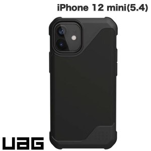 iPhone 12 mini ケース UAG ユーエージー iPhone 12 mini METROPOLIS LT 耐衝撃ケース PUブラック UAG-IPH20SFL-BK ネコポス送料無料|ec-kitcut