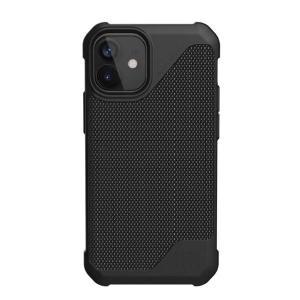 iPhone 12 mini ケース UAG ユーエージー iPhone 12 mini METROPOLIS LT 耐衝撃ケース ケブラーブラック UAG-IPH20SFL-KB ネコポス送料無料|ec-kitcut