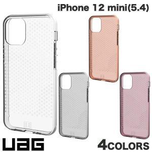 iPhone 12 mini ケース UAG iPhone 12 mini U by LUCENT 耐衝撃ケース  ユーエージー ネコポス送料無料|ec-kitcut