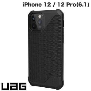 iPhone 12 / 12 Pro ケース UAG ユーエージー iPhone 12 / 12 Pro METROPOLIS LT 耐衝撃ケース ケブラーブラック UAG-IPH20MFL-KB ネコポス送料無料|ec-kitcut