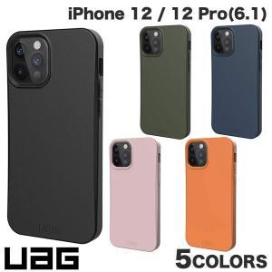iPhone 12 / 12 Pro ケース UAG iPhone 12 / 12 Pro OUTBACK 耐衝撃 スリムケース  ユーエージー ネコポス送料無料|ec-kitcut