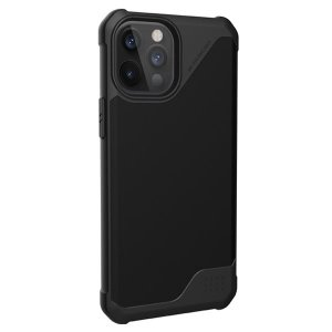 iPhone 12 Pro Max ケース UAG ユーエージー iPhone 12 Pro Max METROPOLIS LT 耐衝撃ケース PUブラック UAG-IPH20LFL-BK ネコポス送料無料|ec-kitcut