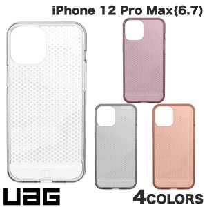 iPhone 12 Pro Max ケース UAG iPhone 12 Pro Max U by LUCENT 耐衝撃ケース  ユーエージー ネコポス送料無料|ec-kitcut