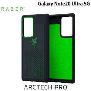 Razer レーザー Galaxy Note20 Ultra 5G ARCTECH PRO ゲーミング ハードケース Black RC21-0145PB22-R3M1 ネコポス送料無料|ec-kitcut